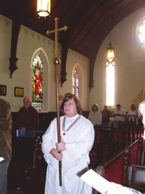 Crucifer processing, St. Thomas Millbrook