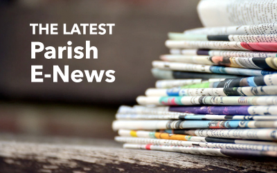 Parish E News October 25th